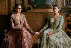 "kikalondon: "" Sabyasachi, the decadent princess and the dandy maharaja """