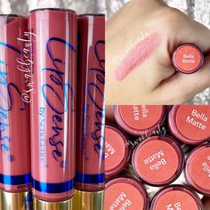 Independent Distributor, Your Lips, Pink Satin, Collages, Tube, Cosmetics, Makeup, Beauty, Collection