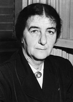 Golda Meir A film report by Alan Hart for the BBC. A close-up portrait of one of last century's outstanding women and an illustrated account of the dramatic events in which she has been a leading protagonist.