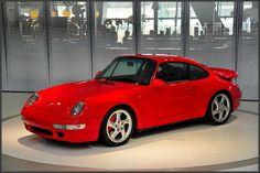 """Porsche 911 Turbo.... """"RED"""""""