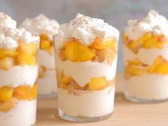 Peach Tiramisu : From Brian Boitano's Italian Adventure on the Cooking Channel