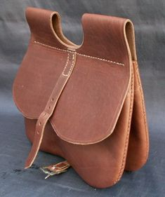 Medieval Belt Pouches