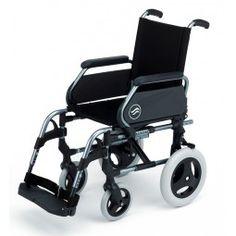 Silla de ruedas Breezy 300 de rueda pequeña SUNRISE MEDICAL.#antiescaras. #Silladeruedas #movilidad #accesibilidad #escaras #terceraedad #mayores #discapacidad #ortopedia #ortopediaplus #Wheelchair