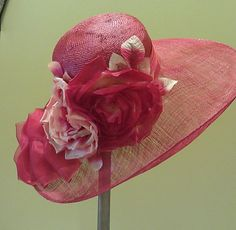 Southern Style! Derby and Easter hats at Faux Pas.