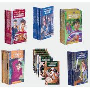 """Wonderful books for boys with Christian based message (Note:  Denominational.  I """"edit"""" to address scriptures such as Mark 16:16, Acts 2:38, Romans 6:1-4, 1 Peter 3:21)"""