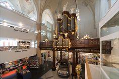 Kerk wordt adembenemende boekwinkel   | roomed.nl
