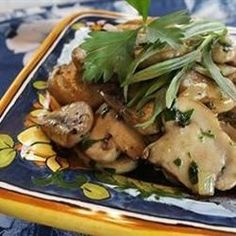 "Mushroom Saute | ""I didn't even think I enjoyed mushrooms very much until I ate this. It was amazing!"""