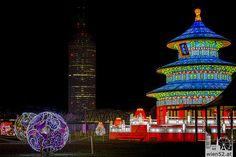 China Magic - Festival des Lichts @Donauinsel - 2016 Woche 36