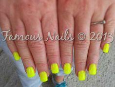 NSI Polish Pro Lemon Twist ♥