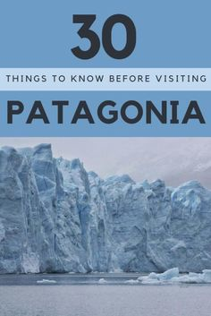 30 Important Things To Know Before Traveling To Patagonia : Discover what you should know before visiting Patagonia - via South America Destinations, South America Travel, Travel Destinations, Holiday Destinations, Patagonia Travel, In Patagonia, Travel Guides, Travel Tips, Travel Hacks