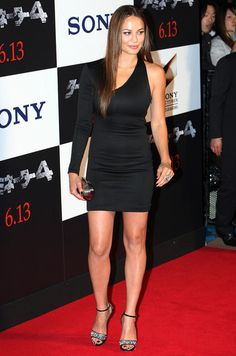 "Moon Bloodgood - ""Terminator Salvation"" Japan Premiere"