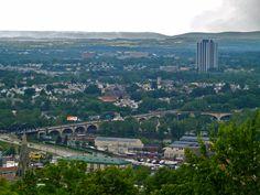 Hill to Hill Bridge in Bethlehem Pa..... 6.3.12
