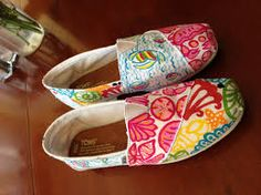 Lilly Toms for Summer!