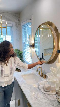 Bathroom Renos, Bathroom Ideas, Master Bathroom, Remodel Bathroom, Bathroom Remodeling, Remodeling Ideas, Budget Bathroom, Dream Home Design, Home Interior Design
