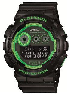 CASIO G-SHOCK | GD-120N-1B3ER