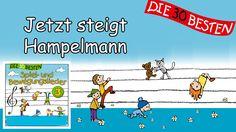 Jetzt steigt Hampelmann - Die besten Spiel-und Bewegungslieder || Kinder...