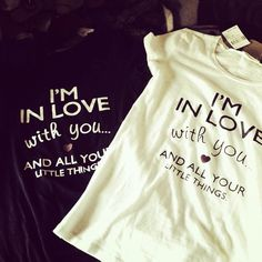 One Direction T-shirt i like the black one the best