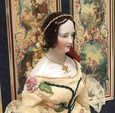China Dolls, Royal Copenhagen, Bisque Doll, Antique China, Soft Dolls, Vintage Girls, French Fashion, Antique Dolls, Beautiful Dolls