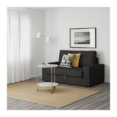 VILASUND Convertible 2 places - -, Dansbo gris foncé - IKEA