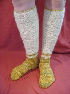 Lise in wool mania: Naalbinding