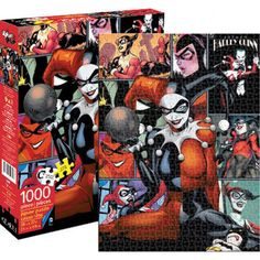 Collectables - DC Comics - Harley Quinn 1000pc Puzzle