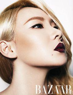 CL 2NE1 Harper's Bazaar Korea