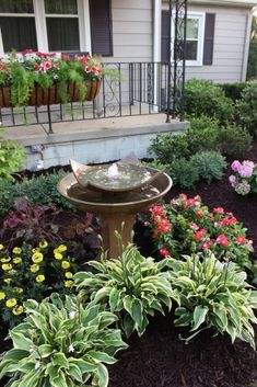 80 DIY Beautiful Front Yard Landscaping Ideas (64)