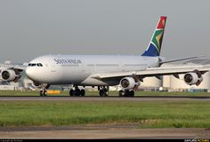 South African Airways Airbus photo by Krzysztof Kaczala / flcriminal Toulouse, Air Photo, Commercial Aircraft, Cool Cars, South Africa, Aviation, Road Trip, African, Airplanes