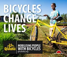 Bicycles change lives Fundraisers, Bicycles, Comic Books, Change, Baseball Cards, Comics, Cover, Life, Cartoons