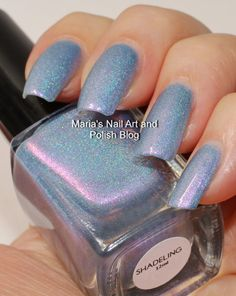 Marias Nail Art and Polish Blog: Femme Fatale Cosmetics Shadeling swatches