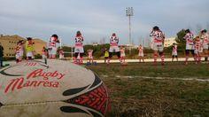 La concentració abans del matx #RugbiFemení #Manresa @rugbyfemeni