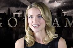 Gotham's Erin Richards Dishes on Barbara's Demons...