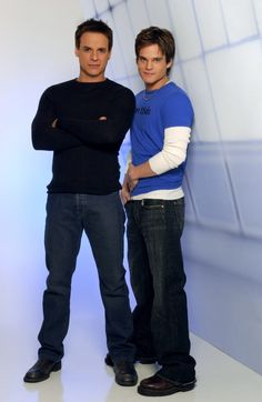 Brothers, Michael Baldwin and Kevin Fisher.