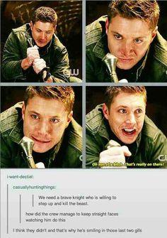 Dean lol
