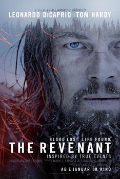 'The Revenant' top Golden Globe Awards with 3 wins, Leonardo DiCaprio also wins