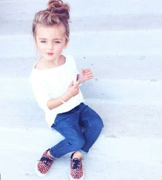 Baby names & this little girls style is too cute