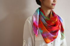 AMY SIA SCARVES