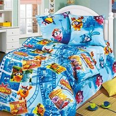 Детское постельное белье Смешарики
