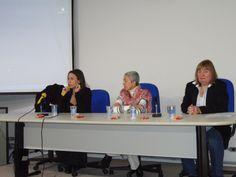 Este encontro, dentro do 1º Curso de Jornalismo de Moda realizado pela Escola de Comunicação e Artes da USP, reuniu as pesquisadoras Suzana Avelar, Tita Dantas e Regina Sanches, todas da EACH USP. O tema foi Moda e Tecnologia.