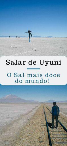 O Salar de Uyuni na Bolívia é o maior e mais alto deserto de sal do mundo. Mas não é só pelo tamanho ou altitude que esse lugar surpreende. Leia esse post! Esse lugar pode mudar a forma com que você vê o mundo. #salardeuyuni #uyuni #desertodesal #bolivia