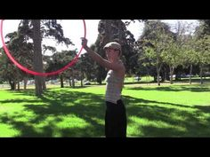 ▶ Tiana's Infinity Toss Tutorial - YouTube- JUST SAW HER PERFORM SATURDAY. SHE TOTALLY DID THIS AND IT WAS AMAZING!