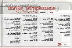 Reapertura Centro Universitario @ Universidad de Puerto Rico, Río Piedras #sondeaquipr #upr #riopiedras #sanjuan