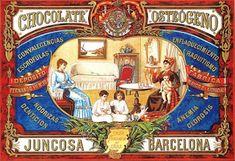 PENSIÓN ULISES: OTRO EQUIPO ES POSIBLE: VATICANO, TUPINAMBA, AMATLLER, JUNCOSA, ELGORRIAGA, LLOVERAS, BOIX, SOLSONA, NESTLÉ, SUCHARD Y BATANGA Vintage Advertising Posters, Vintage Advertisements, Vintage Ads, Vintage Posters, Santa Sede, Chocolate, Belle Epoque, Print Ads, Facebook Sign Up
