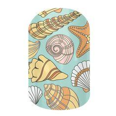 Jamberry- Seashells