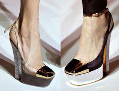 YSL /Fancy Feet Revisited | Man Repeller