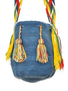 WAYUU Bag Crochet Cross, Knit Crochet, Crochet Bags, Hessian Bags, Mochila Crochet, Diy Handbag, Boho Bags, Tapestry Crochet, Summer Bags