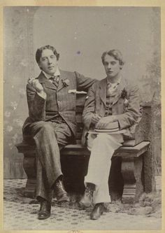 "brainpickings.org Most Beautiful LGBT love letters through history. ""Do remake my ruined life for me, and then our friendship and love will have a different meaning to the world."" - Oscar Wilde"