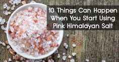 The health benefits of pink Himalayan salt are actually vast, not just many. If you have recently considered changing your diet and lifestyle to a much...
