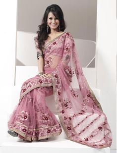 The most elegant dress...Saree