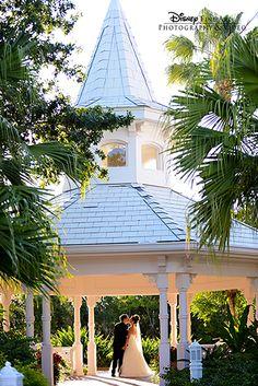 "Say ""I do"" at Disney's Wedding Pavilion"
